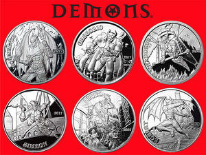 Complete Demon series