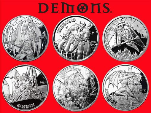 Full series of Demons
