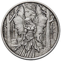 Lady of the Forest - 1oz Antique