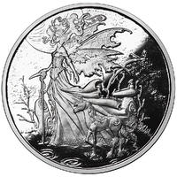 The Red Queen - 1oz Proof