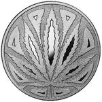 Cannabis Silver (Big Leaf)