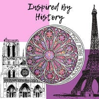 Rose Window - Inspired by history