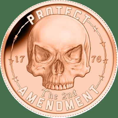 Skull transparent bg