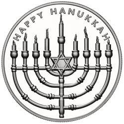 Happy Hanukkah D5479 Created 2020 Siv