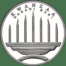 Kwanzaa - silver