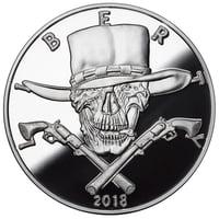 American Skull - Gunslinger Proof