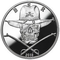 American Skull - US Cavalry Proof
