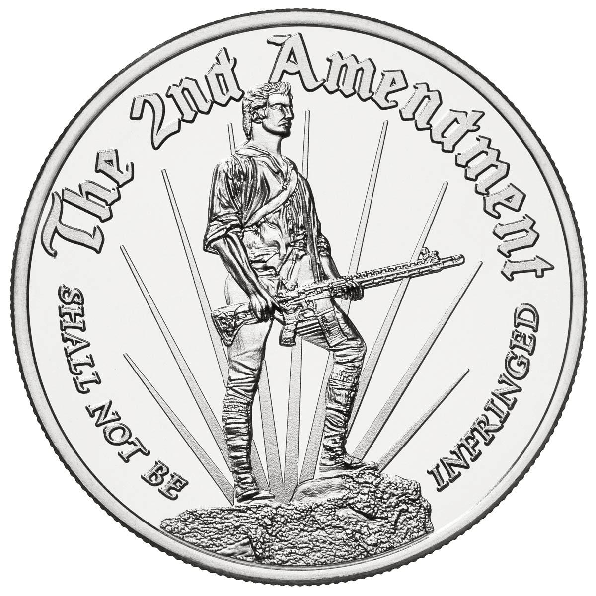 Minuteman-Sil - Transparent